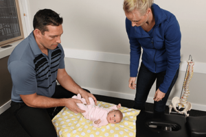 Pediatric Chiropractic Care