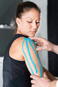 Chiropractic Kinesio Tape Sports