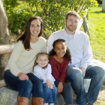 Brian, Nicole, & Family